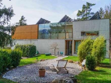 Modernes Architektenanwesen östlich von Innsbruck