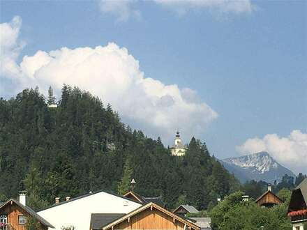 Frische Bergluft!  Ferienwohnung im Ausseerland mit Ruhe, Sonne und Natur !
