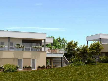 TRAUMHAFTE Aussicht, ruhige Lage, Balkon, Terasse und Garten
