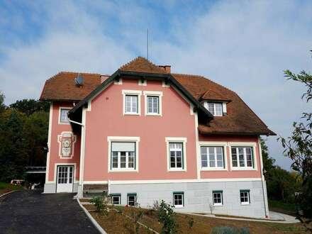Stilvolle Mietwohnung in einer Altbau-Villa in Fürstenfeld!