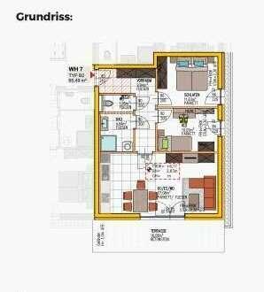 Moderne Erdgeschosswohnung im Zentrum von Feldbach! Provisionsfrei!