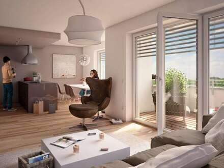 Erfüllen Sie sich den Traum von den eigenen 4-Wänden! Wohnen im Naturparadies nahe Linz! Top ausgestattete Whg. mit Balkon!