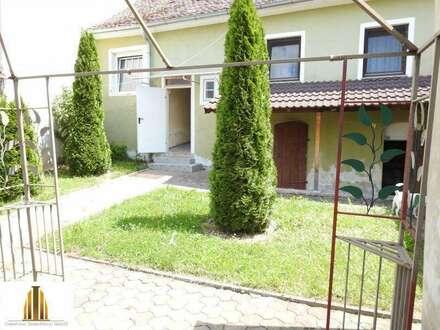 Haus mit schönem Garten in Hollabrunn zu vermieten!