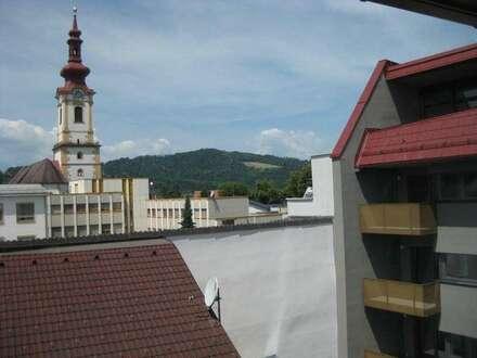 Moderne Kleinwohnung im Stadtzentrum von Leibnitz - zur Miete