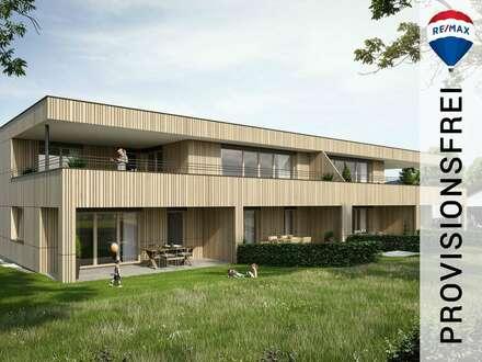 Neubau: 4 Zimmer - Wohnung im Dachgeschoss (Top 5) | grosszügige Dachterrasse (ca. 64 m²)