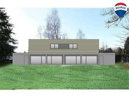 Wollen Sie hier wohnen und Ihre Ideen verwirklichen? Neubau Doppelhaushälfte in Top-Lage in Bregenz
