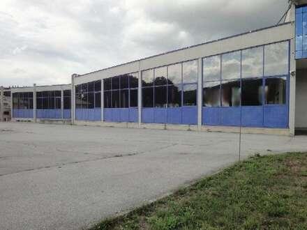 Gewerbeobjekt neuw. Klagenfurt, Halle + Büro + Wohnung