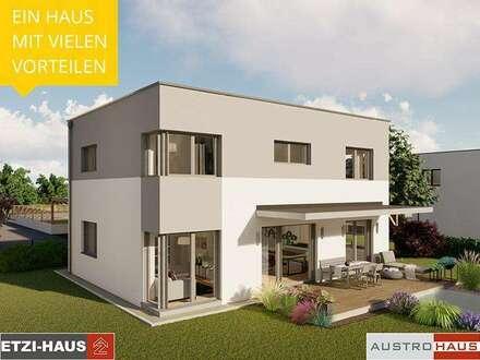 JETZT ZUGREIFEN - Sichern Sie sich Ihr Einzelhaus inkl. Grund ab € 326.984,- in Wels!