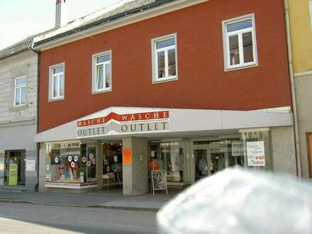 Wohn- und Geschäftshaus in Judenburg