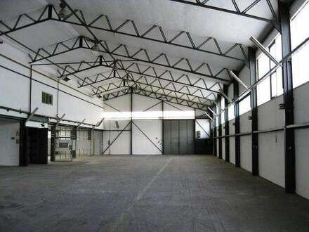 Große Lagerhalle in Enzersdorf/Fischa