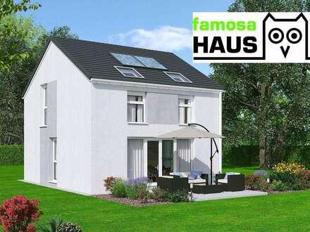 Ziegelmassives Einzelhaus mit Sonnengarten (Eigengrund) samt 2 PKW-Abstellplätzen. Alleineigentum!