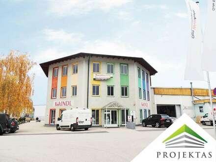 Flexible und helle Büroflächen mit aureichend Parkplätzen neben der AVEG zu mieten!