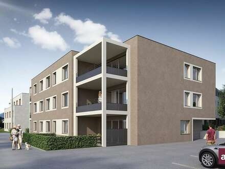 Dachwohnung in Mäder - Top 9a
