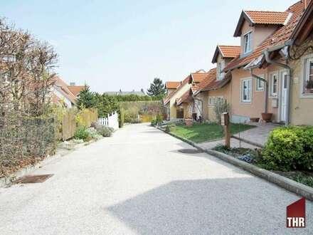 Gepflegtes Reihenhaus in Enzesfeld ca. 30 km südl. von Wien!