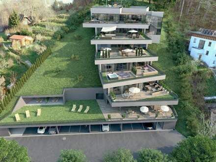 NEUBAU PENTHOUSE TOP 1 MIT 136,68 m² WNF UND 97,15 m² SONNENTERRASSE AM REINERKOGEL IN GRAZ