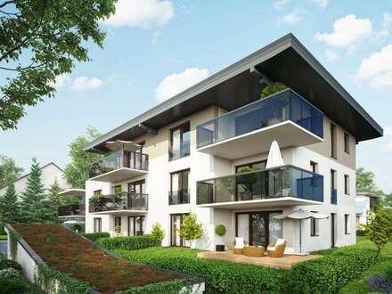 Ferienwohnung Neubau 4 Zi mit Garten unmittelbar am Skilift in Fügen