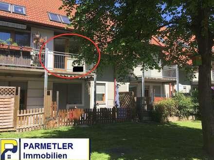 Zentral gelegene Maisonette Wohnung mit Balkon
