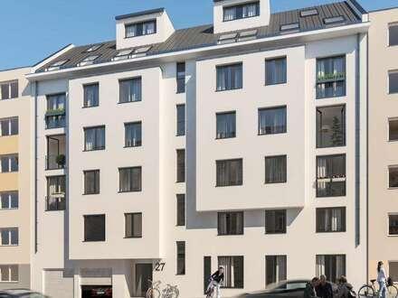 EG-Büro mit Auslage und Terrasse im Innenhof