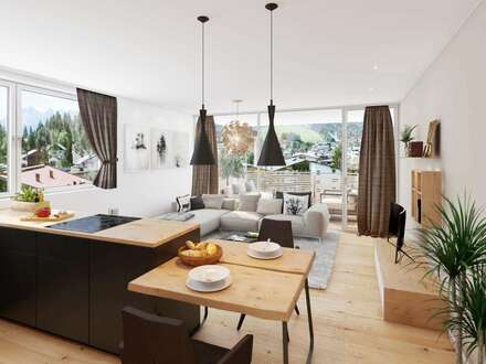 Exclusives Penthouse-Ferienappartement in Top Lage in Seefeld
