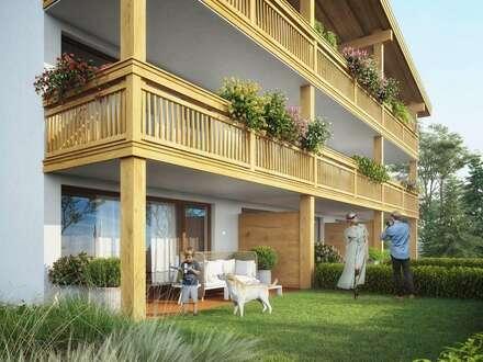 Exclusives Ferienappartement mit Garten in Top Lage in Seefeld