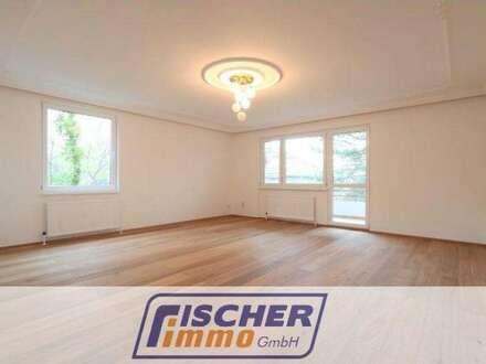 ERSTBEZUG NACH SANIERUNG! Repräsentative 5-Zimmer-Wohnung mit 2 Balkonen und Garagenplatz/174