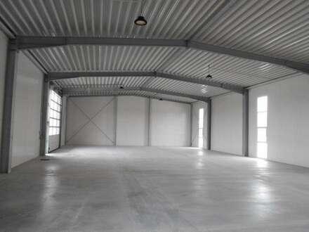 Ihr neuer Firmensitz - Nähe Korneuburg - Erstbezug 500 m² Halle und 160 m² Büro - Neubau -Miete
