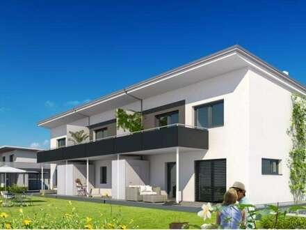 Exklusive Doppelhaushälfte, 132m2 mit großzügiger Terrasse und großem Gartenanteil PROVISIONSFREI