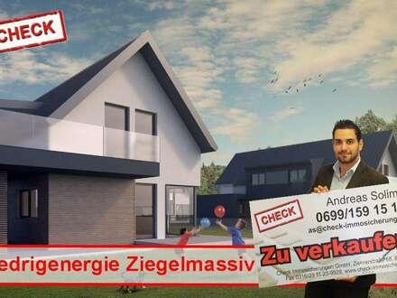 Baubeginn erfolgt! Schlüsselfertige Doppelhaushälfte Nähe Zentrum Kalsdorf!