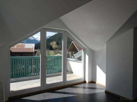 Im schönen Tannheim liegt diese exklusive 5 Zimmer Eigentumswohnung mit herrlicher Dachterrasse und steht um Euro 260.000,--zum…