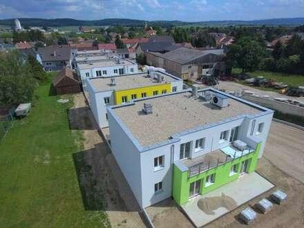 LETZTE Wohnung mit Garten & Stellplatz in Harmannsdorf verfügbar