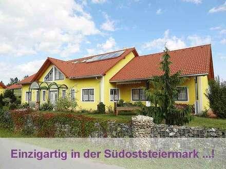 Fantastisches Anwesen mit Panoramablick im berühmten steirischen Vulkanland ...!