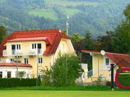 Appartementhaus mit Restaurant und Dependance in unmittelbarer Seenähe