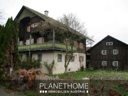 Landhaus im Walliser Stil
