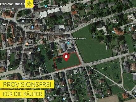 Hochwertige Eigentumswohnungen im Ortskern von Pettenbach!