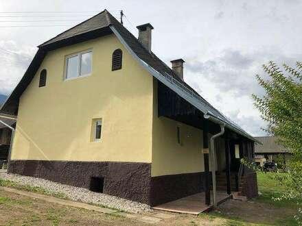 Ruheoase - Neusaniertes Bauernhaus bei Ferlach +++