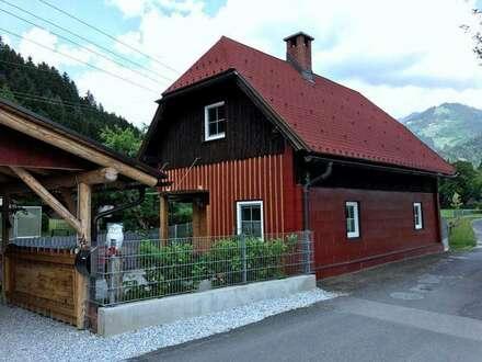 Generalsaniertes Ferienhaus mit viel Charme am Eingang zur Alpenregion Gesäuse