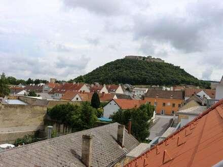 Grandiose DG-Ordination mit Terrasse! Blick über Hainburg! Neues Ärztezentrum im Zentrum Hainburgs!