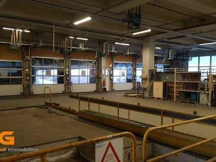 Neugestaltung Gewerbeflächen Salzburg Nord zu verkaufen