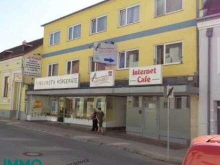 Gastronomiebetrieb (ehemalige Pizzeria) in Hollabrunn sucht neuen Betreiber