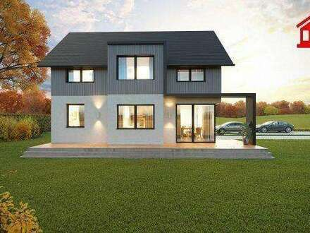 Neubau Einfamilienhaus in sonniger Lage in Hausmannstätten