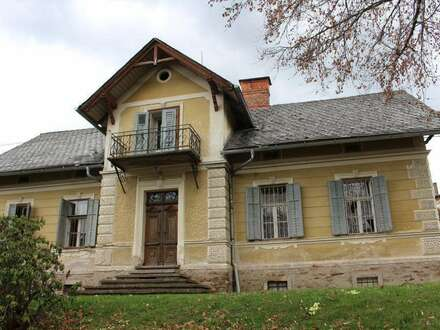 Herrenhaus in Bad Gams