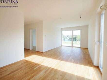 Moderne 3 Zimmerwohnung mit 20 m² Balkon in SW-Ausrichtung