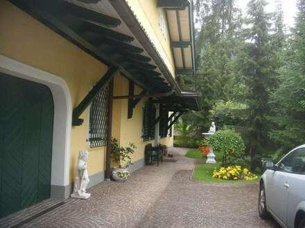Pinzgau: Herrschaftliche Villa / Land Salzburg
