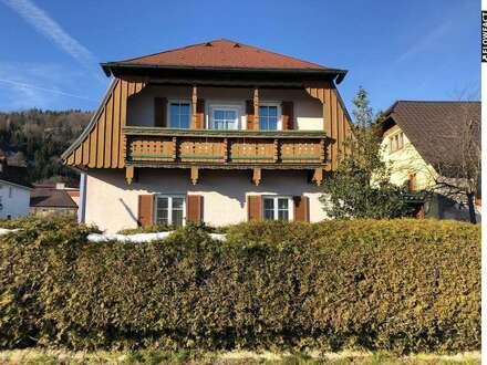 Charmantes Einfamilienhaus am Ufer der Salzach
