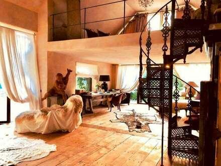HIGHLIGHT! ****Designer-Alm-Haus in Alleinlage mit Wasserbezugsrecht****