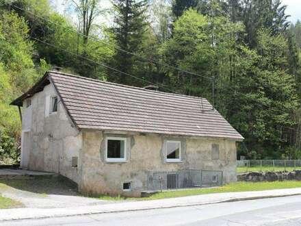 altes Bauernhaus für Heimwerker und Bastler