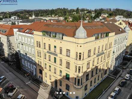 140m²-Wohnung über den Dächern der Altstadt - 8010 Graz