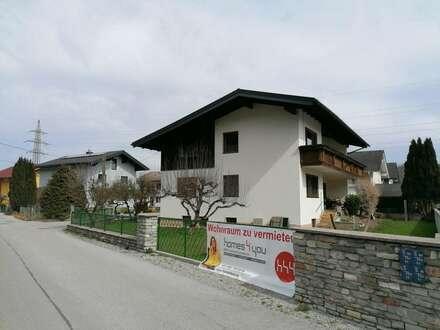 TOP GELEGENHEIT! - 3-Zimmer-Wohnung im 2-Familienhaus mit großem Balkon und Gartennutzung