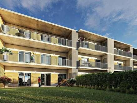 NEUBAU -- Traumhafte Gartenwohnung mit großer Terrasse -- TOP-PREIS ! PROVISIONSFREI !