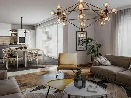 Penthouse - direkt in Pachern/Hart bei Graz - Neubau